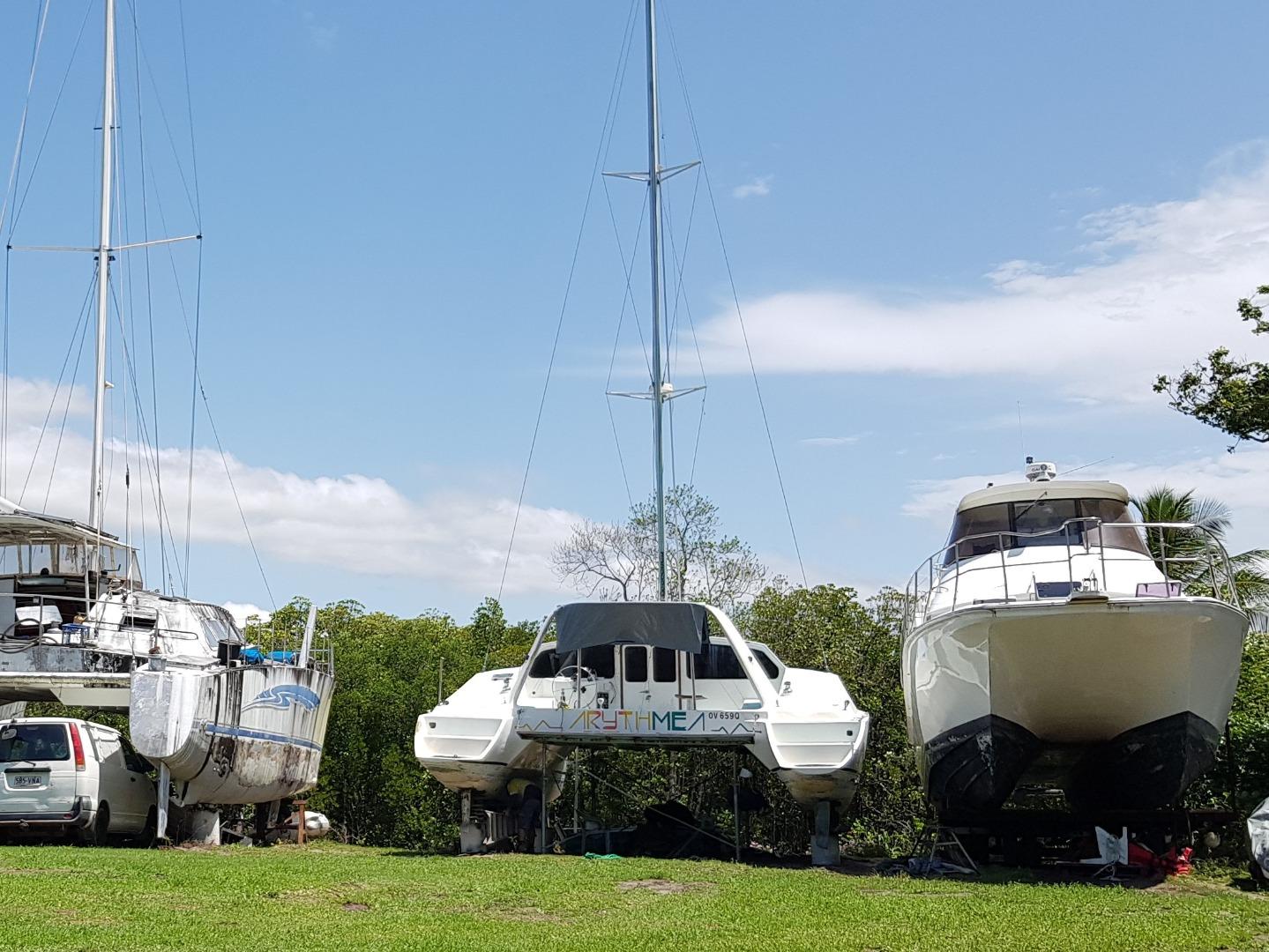 Rigging Survey_Grainger catamaran