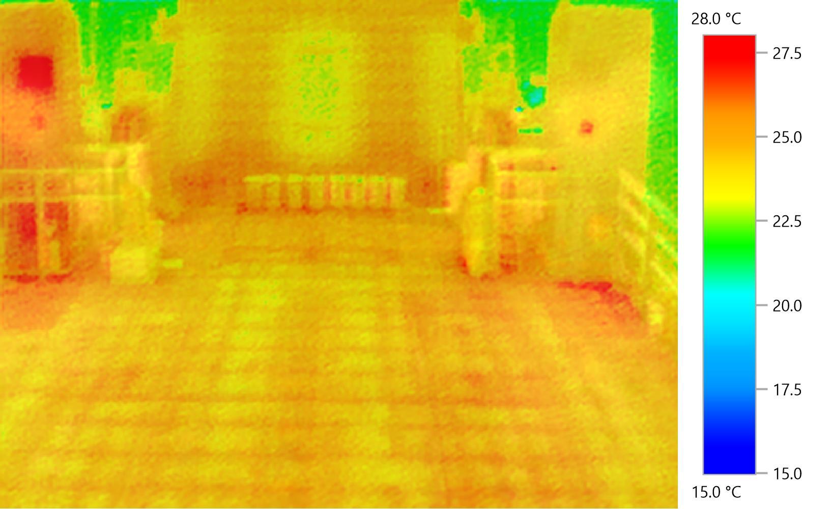 54m Landing Craft_Structural thermal imaging analysis